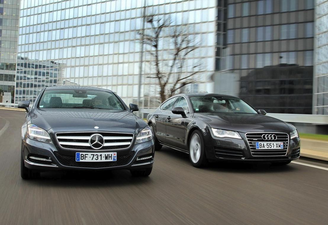Kelebihan Audi Mercedes Harga