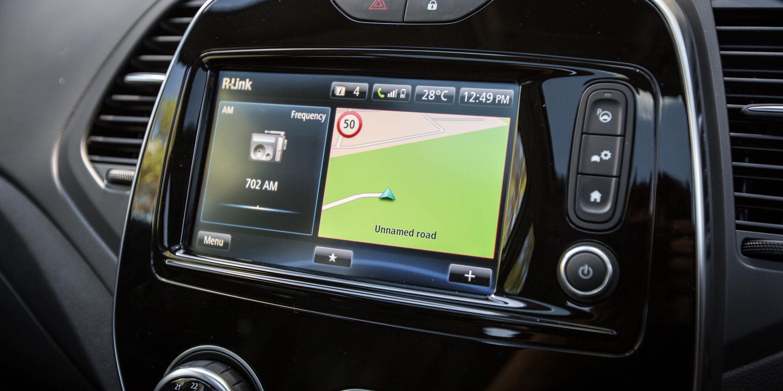 2018 Renault Captur Intens review | CarAdvice