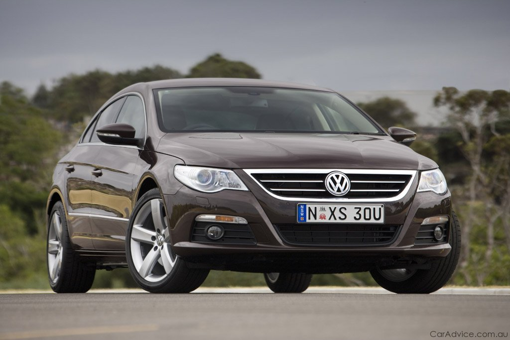 2009 Volkswagen Passat CC Review   CarAdvice