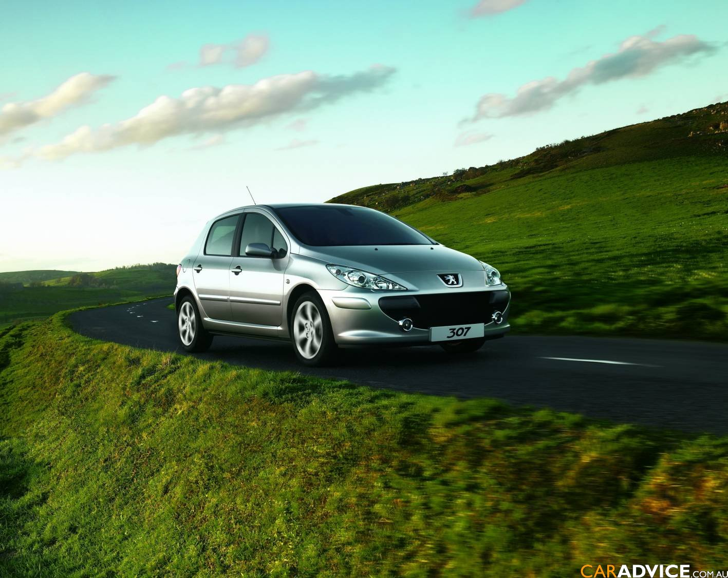 2007 Peugeot 307 review   CarAdvice