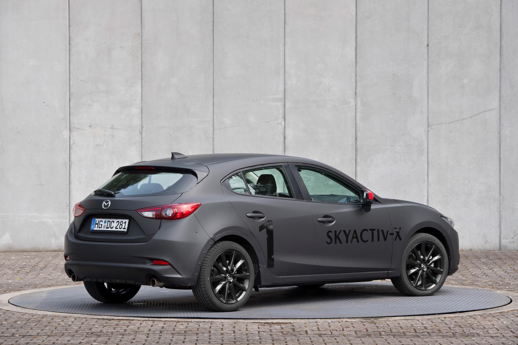 Mazda SkyActiv-X review | CarAdvice