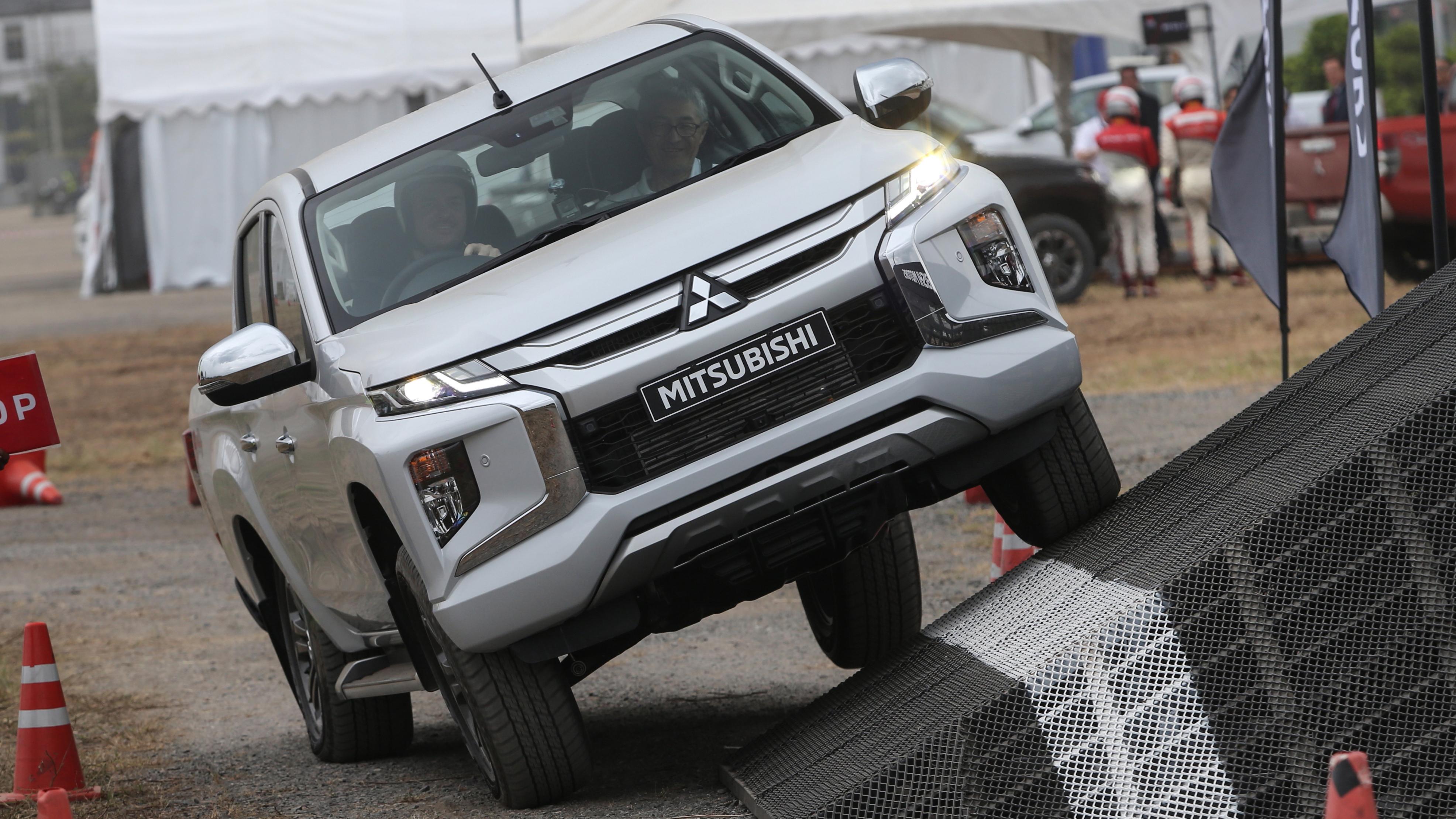 2019 Mitsubishi Triton review | CarAdvice
