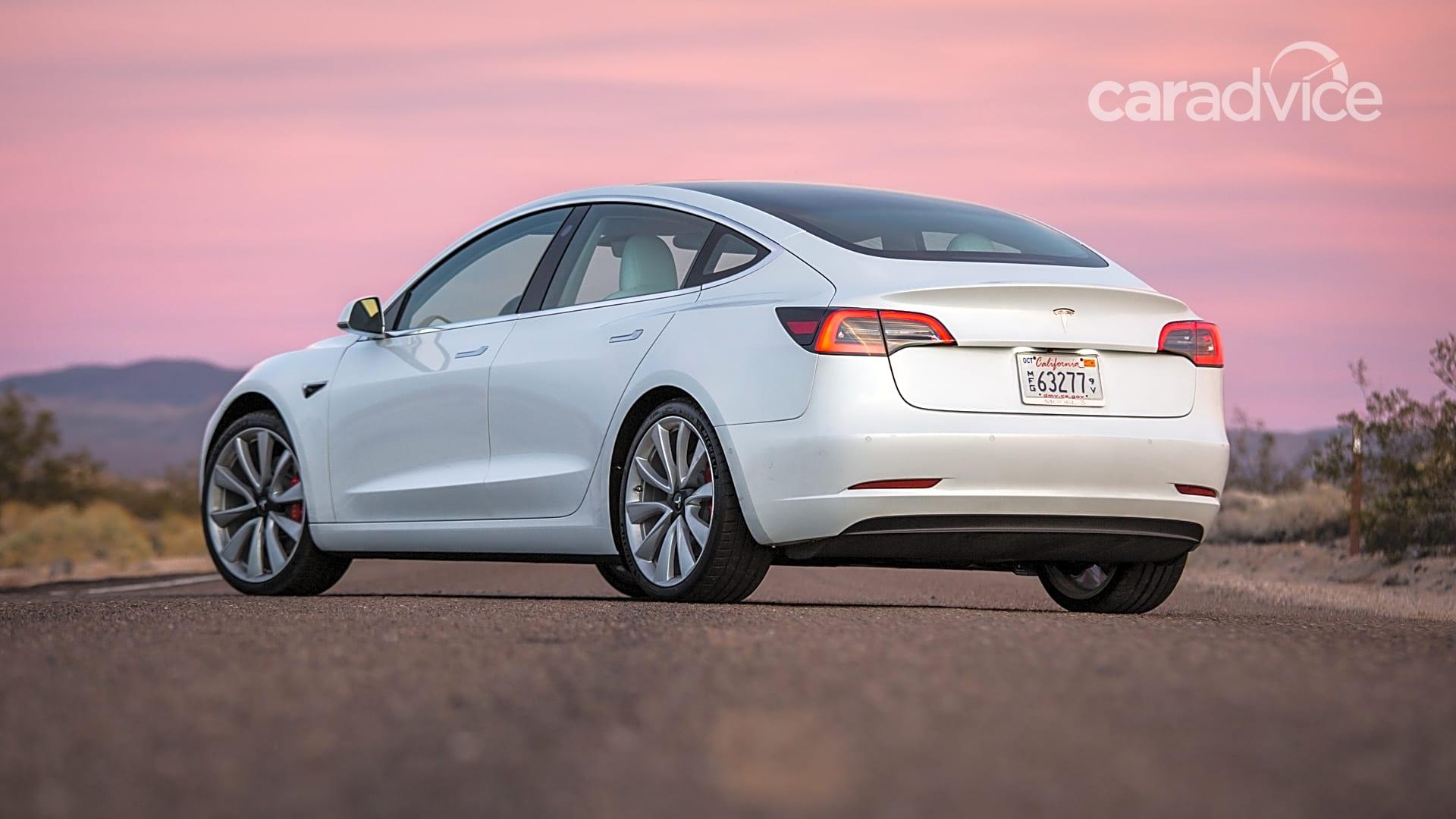 2019 Tesla Model 3 Performance review: International drive ...