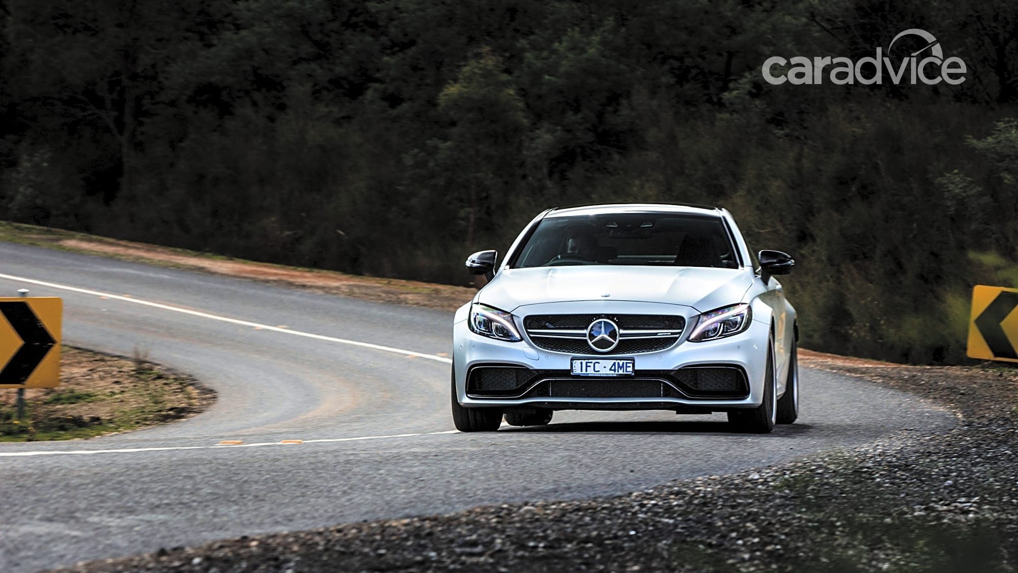 Clements Auto Sales >> 2017 Mercedes-AMG C63 S Coupe Review | CarAdvice