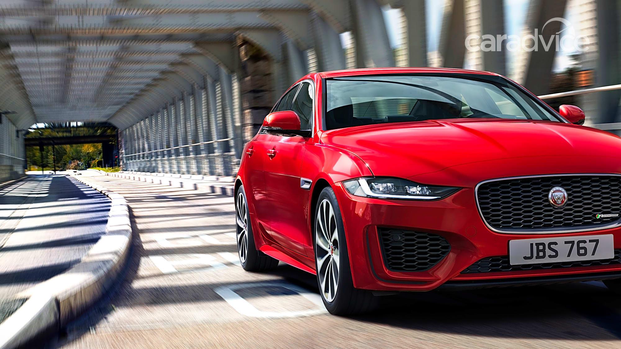 2020 jaguar xe pricing and specs | caradvice