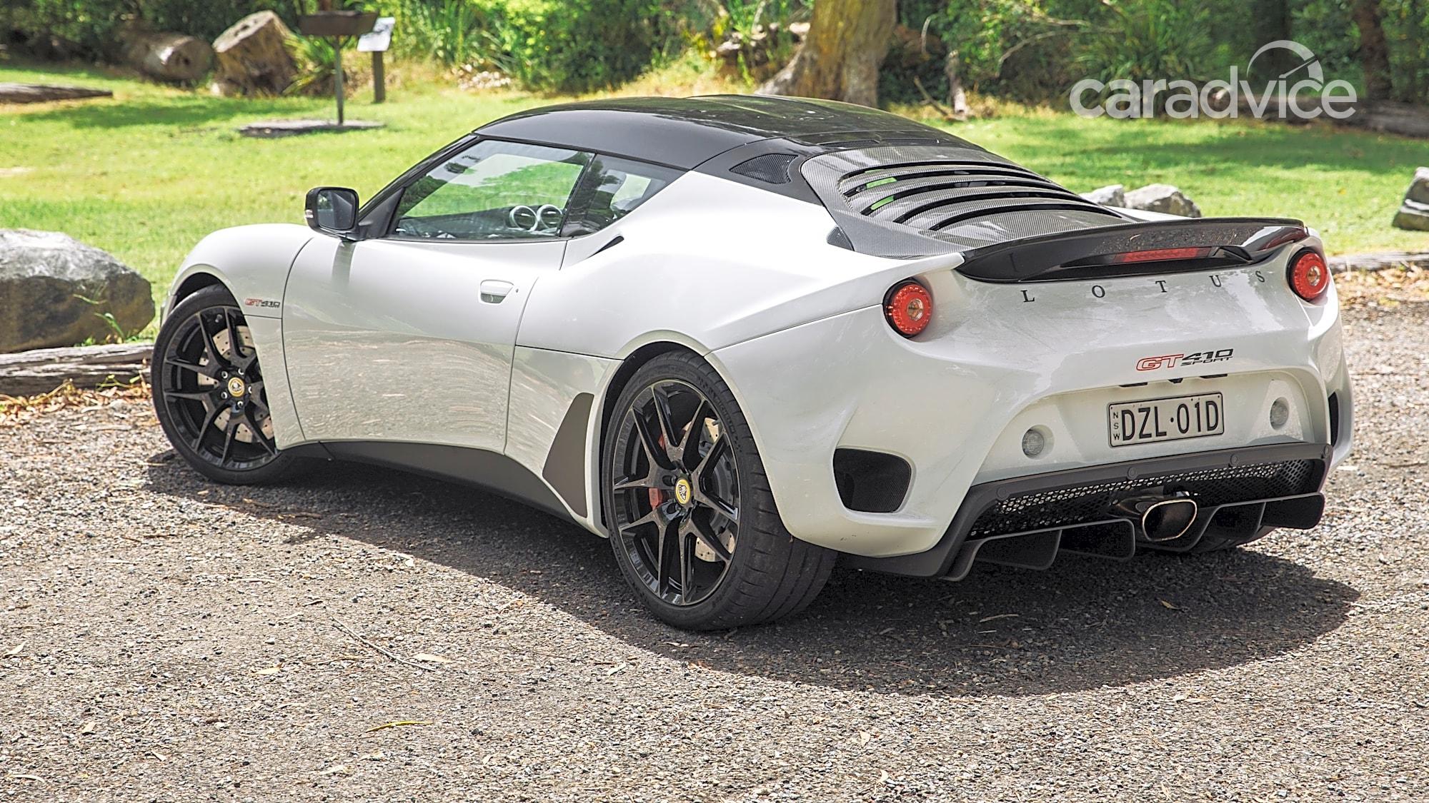 2019 Lotus Evora GT410 Sport review | CarAdvice