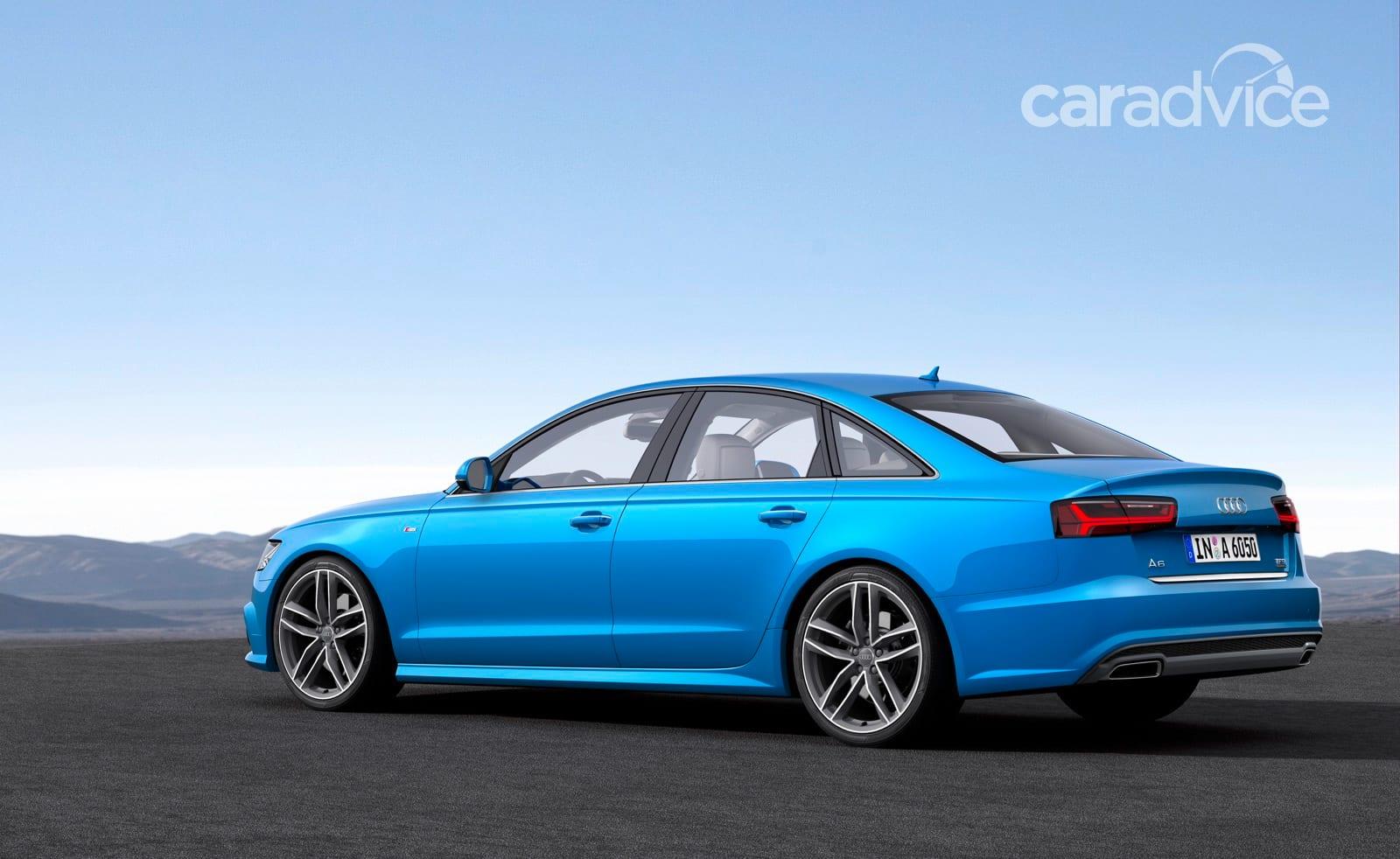 Phil Long Hyundai >> 2015 Audi A6 Review | CarAdvice