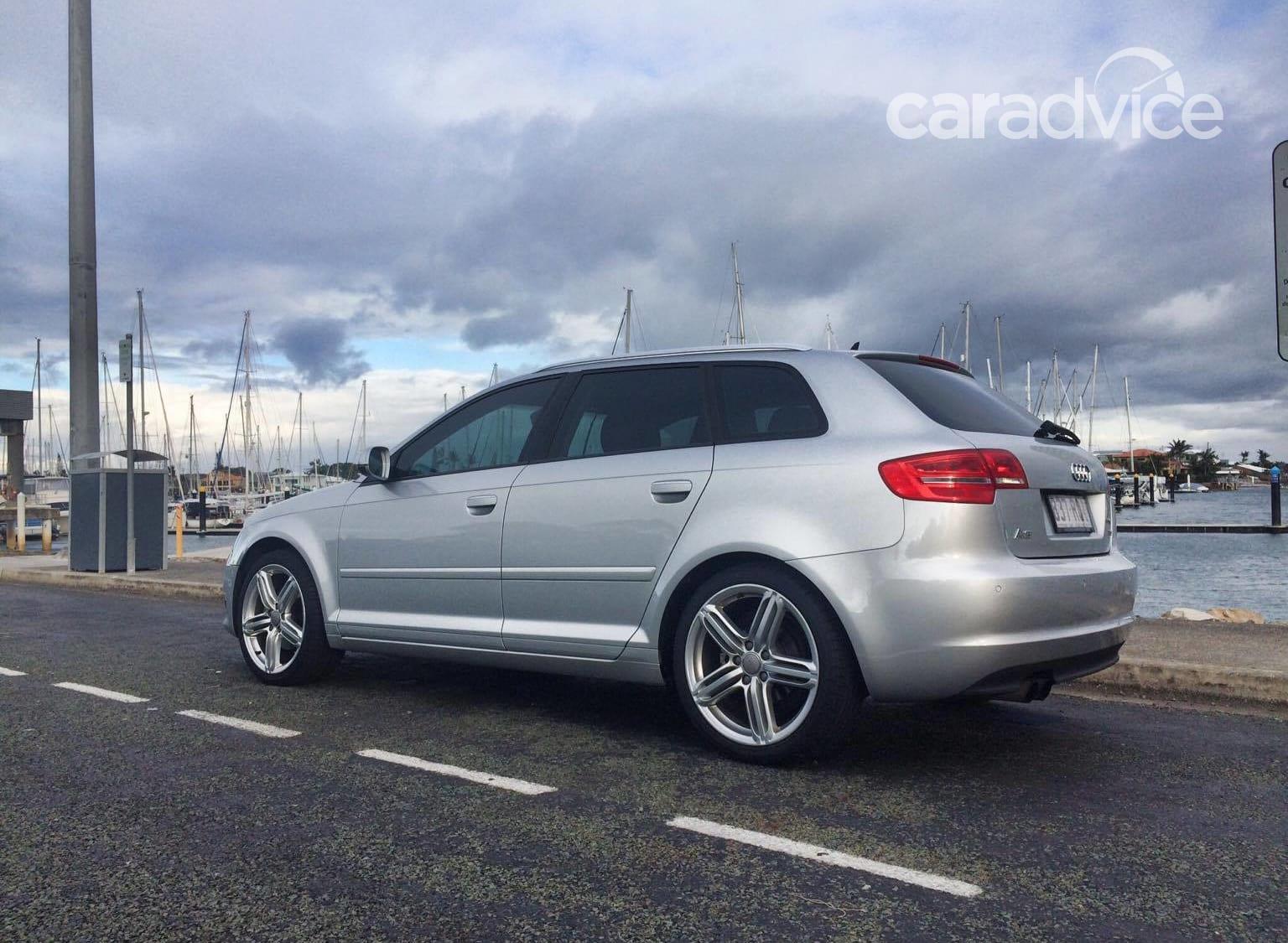 2010 Audi A3 Sportback 1.8 TFSI Ltd Ed Review | CarAdvice