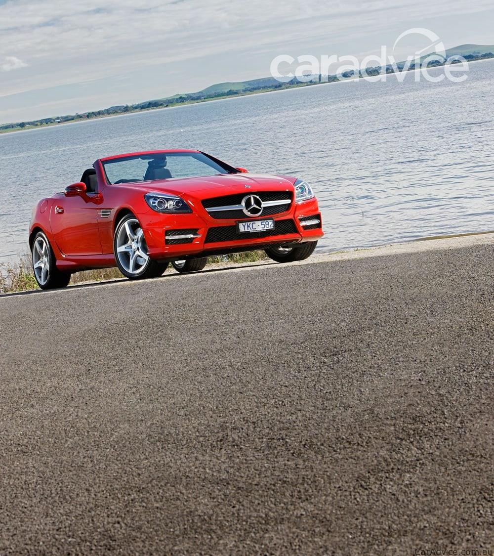 Mercedes Slk 200: Mercedes-Benz SLK 200 & 350 Review
