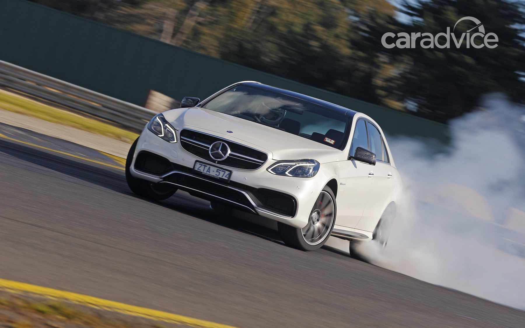 Clements Auto Sales >> Mercedes-Benz E63 AMG S-Model Review | CarAdvice