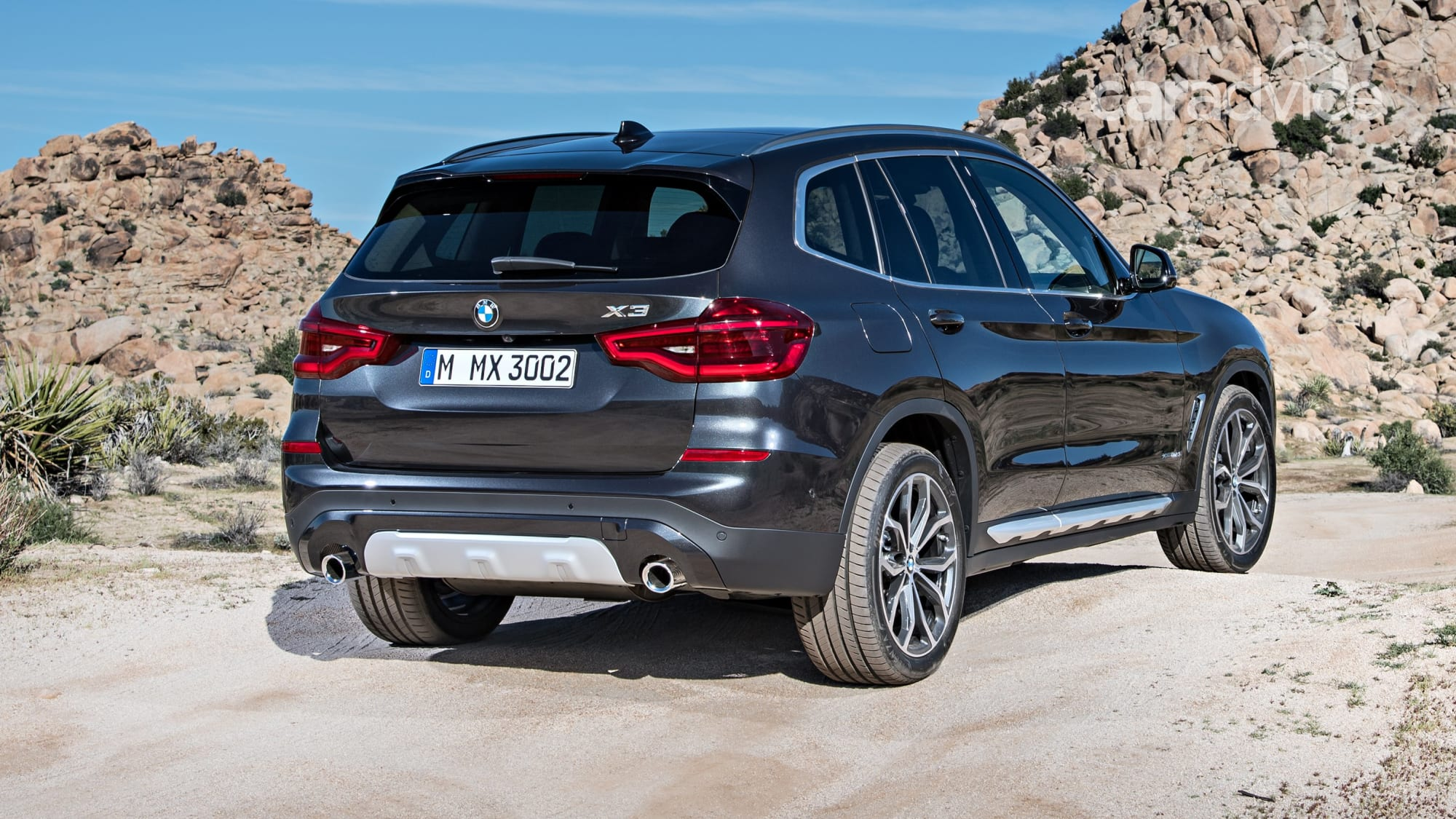 2018 Bmw X3 Pricing And Specs Caradvice
