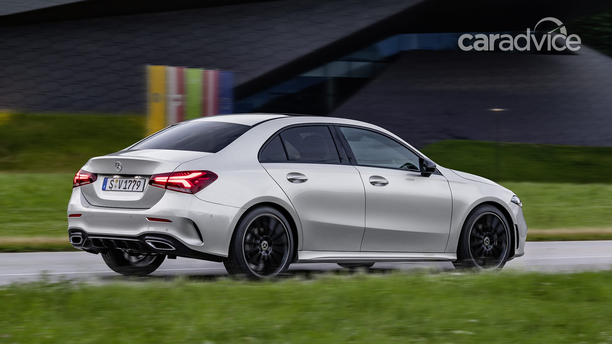 2019 Mercedes-Benz A-Class Sedan revealed, here in Q2 2019 ...