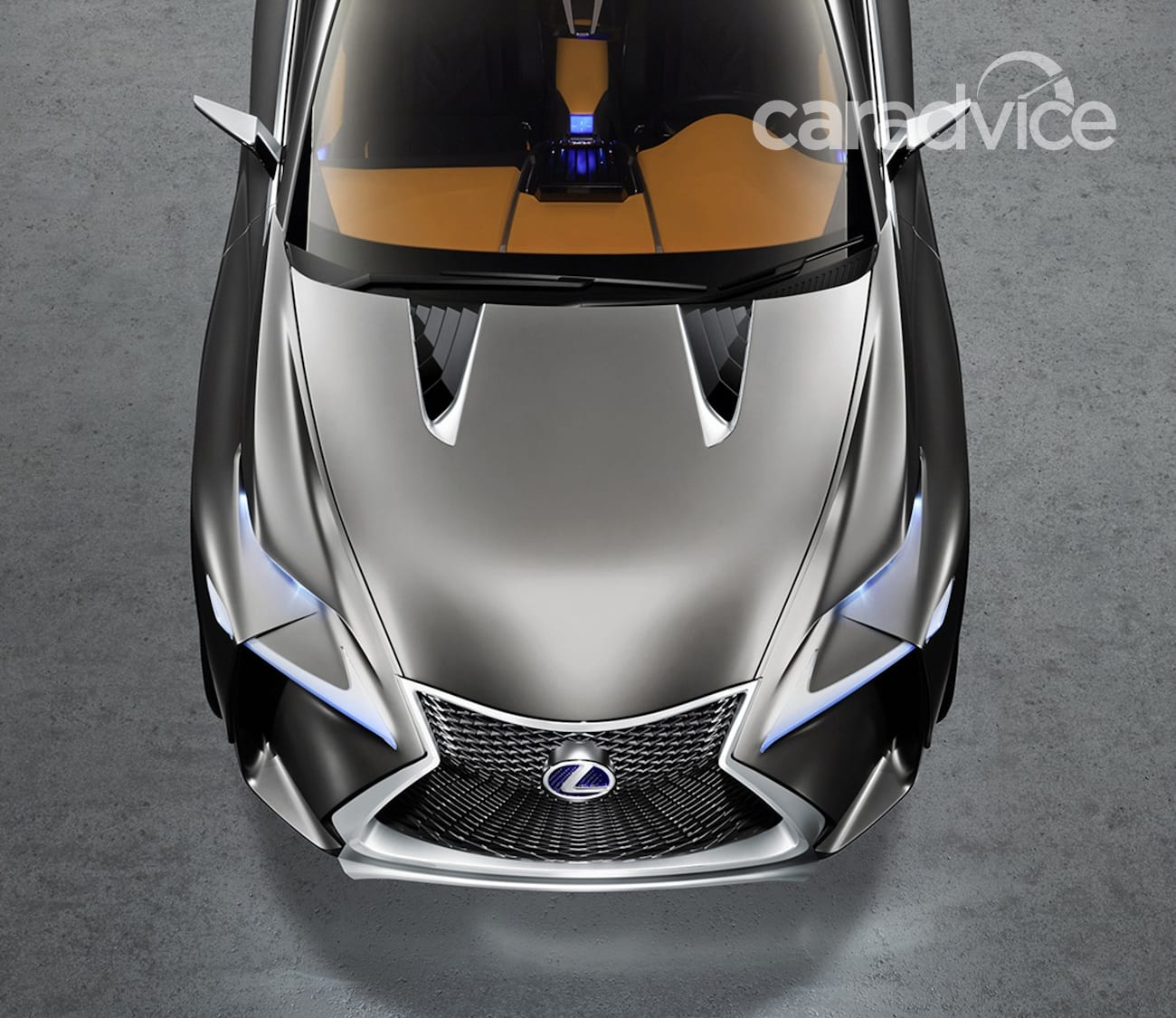 Lexus Lf Lc Sports Car Could Be Made Will It Be A Hybrid: Lexus LF-NX Concept: More Images Of Future Q5, X3 Rival