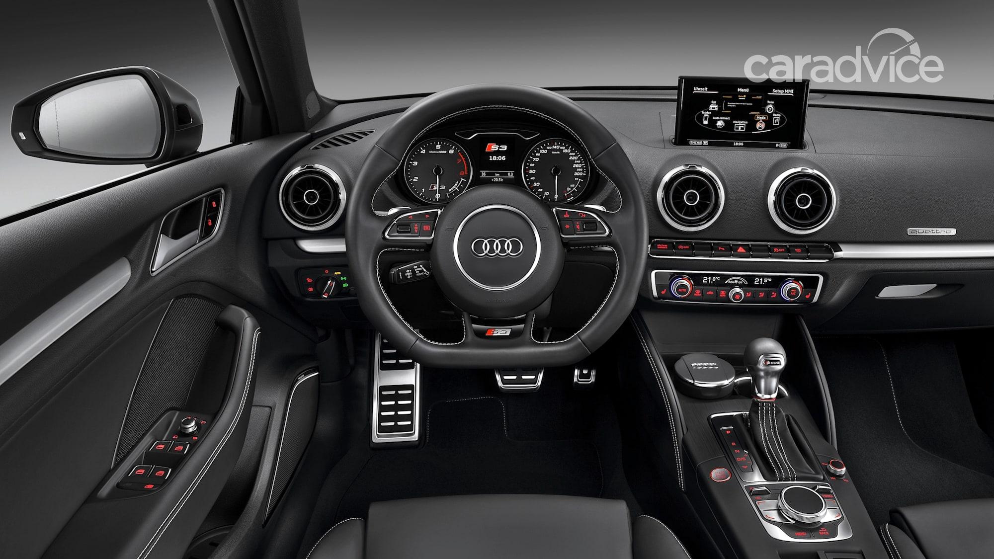 Audi S3 Sportback: 221kW hot-hatch unveiled | CarAdvice