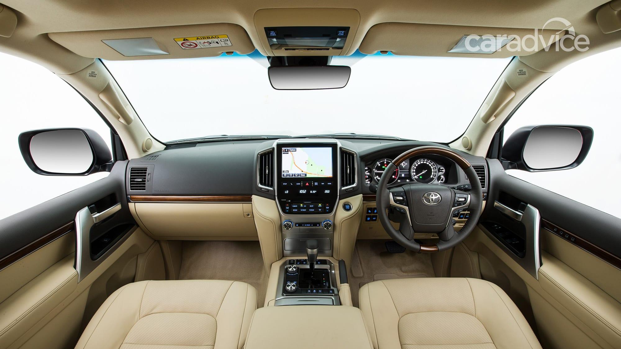 Prado Auto Sales >> 2016 Toyota LandCruiser 200 Series pricing and ...