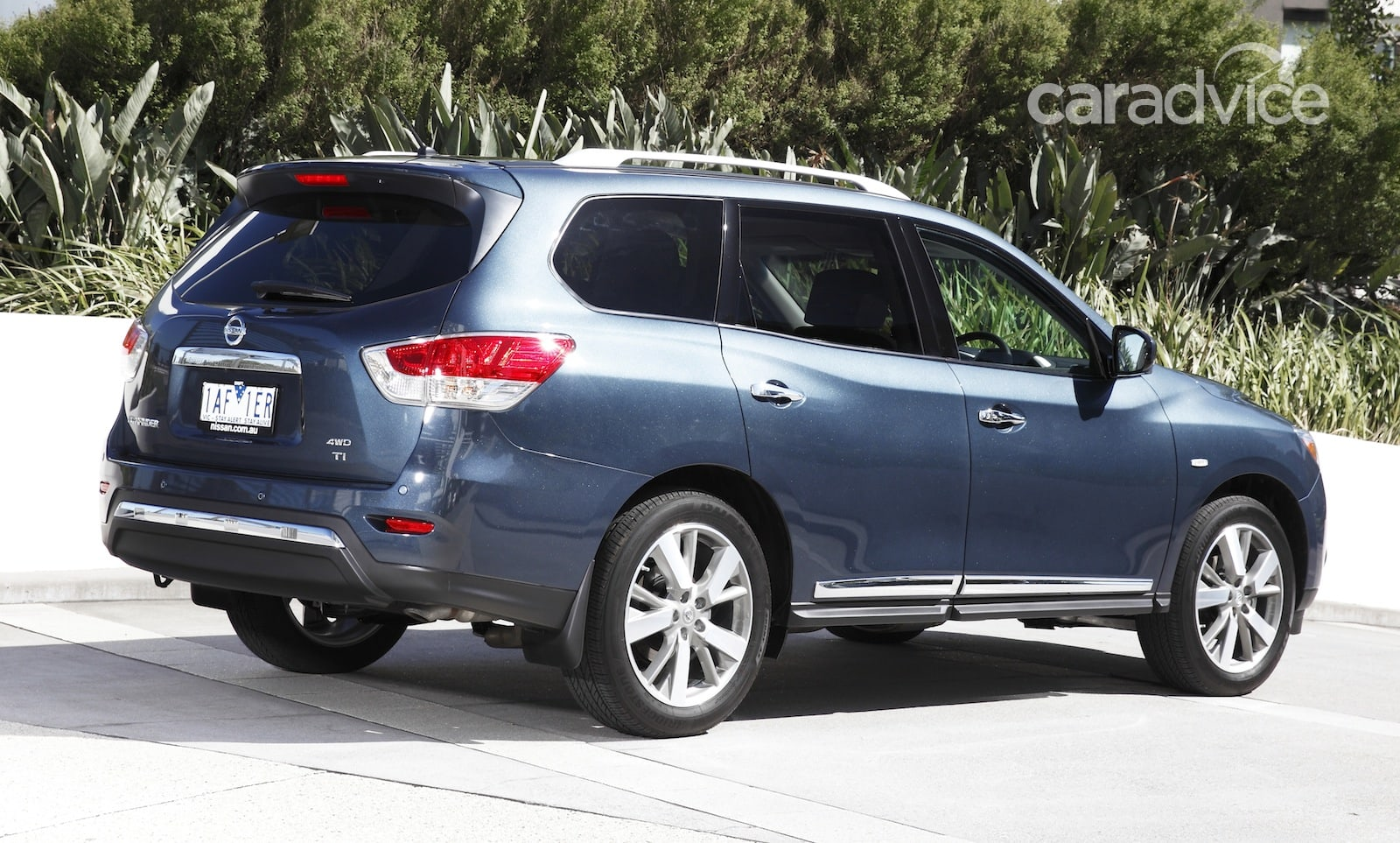 Nissan Pathfinder Pricing And Specifications Caradvice