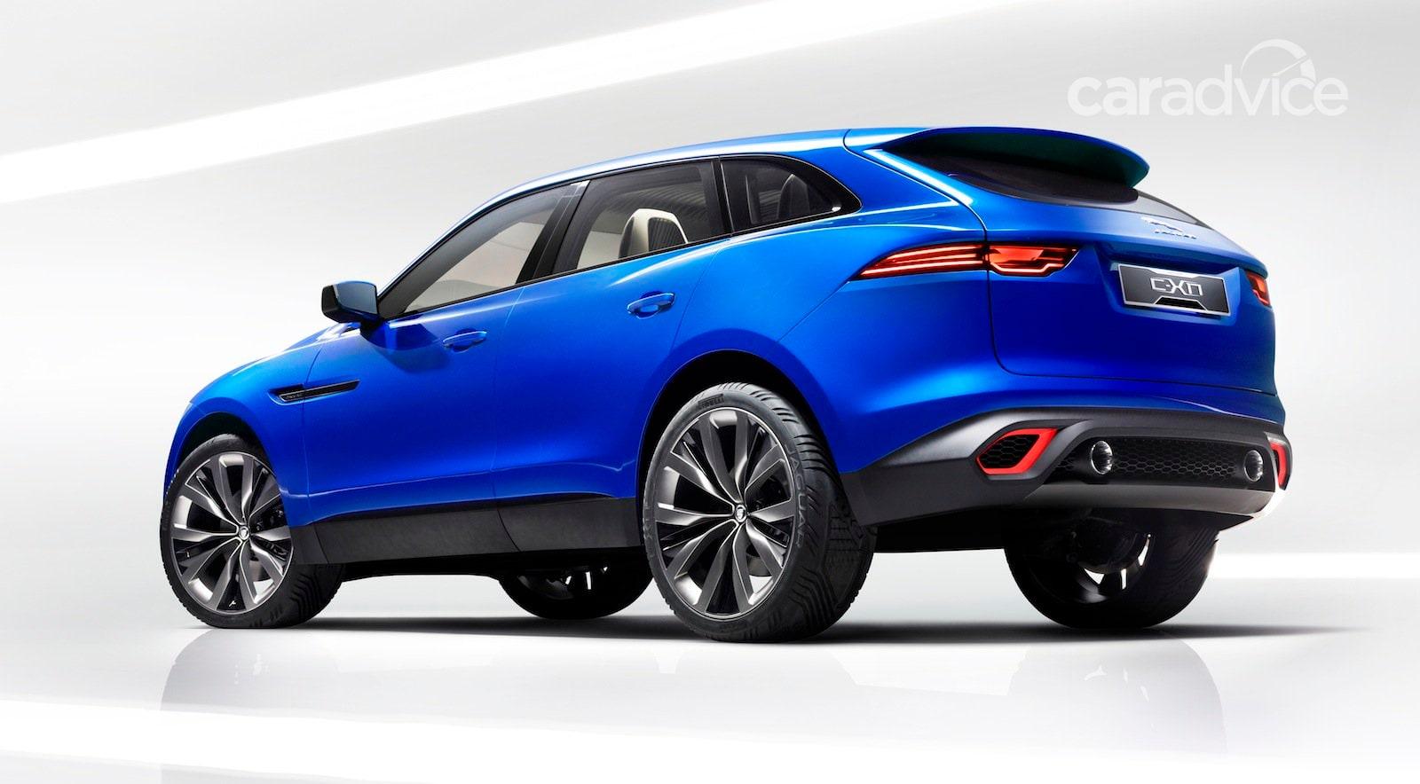Jaguar SUV: C-X17 concept revealed   CarAdvice