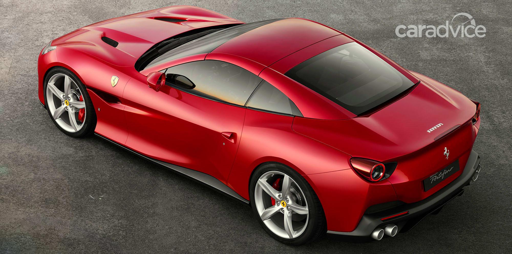 2018 Ferrari Portofino: California T replacement revealed ...