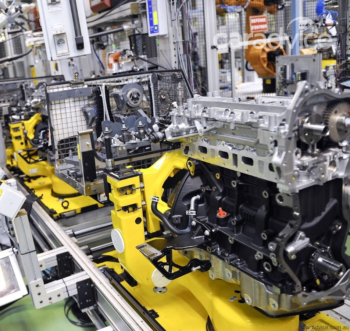 Renault's New 'Energy DCi 130' Diesel Engine