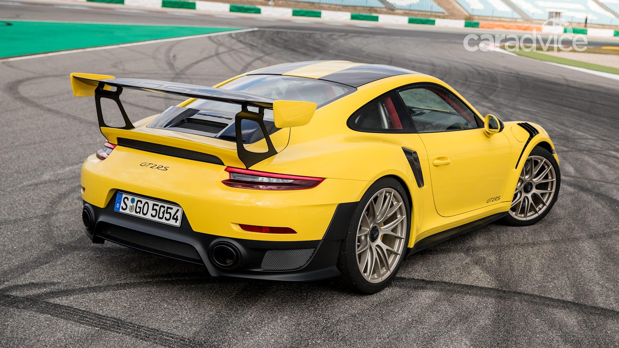 2018 Porsche 911 GT2 RS review   CarAdvice