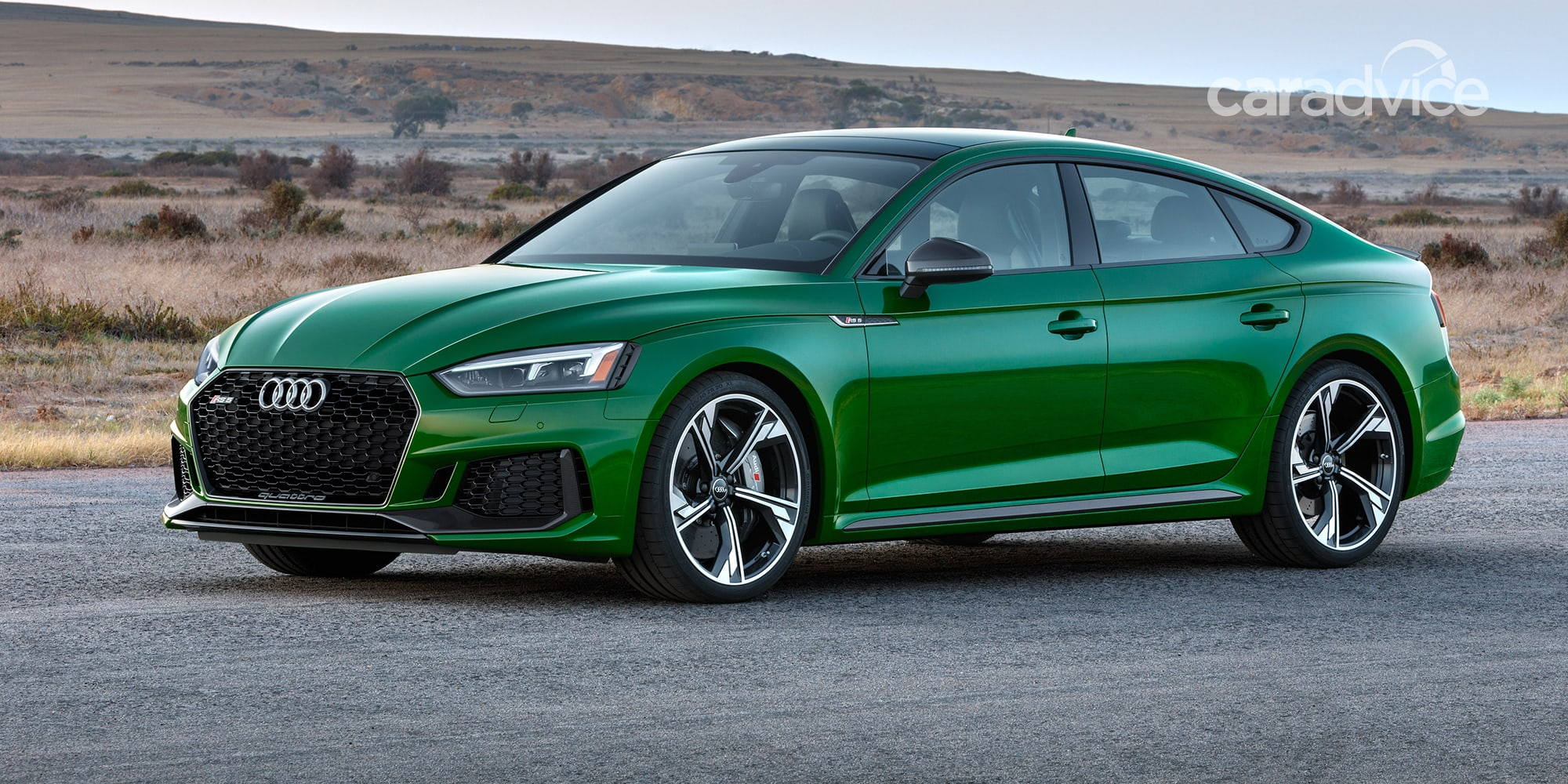 2019 Audi RS5 Sportback revealed, here by year's end ...