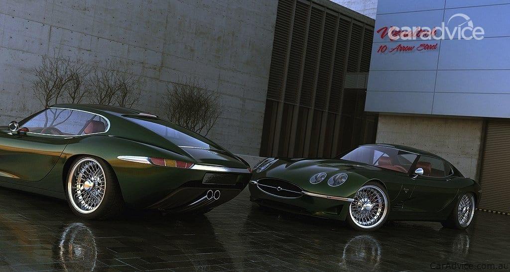 2011 Jaguar Growler E celebrates original E-Type | CarAdvice