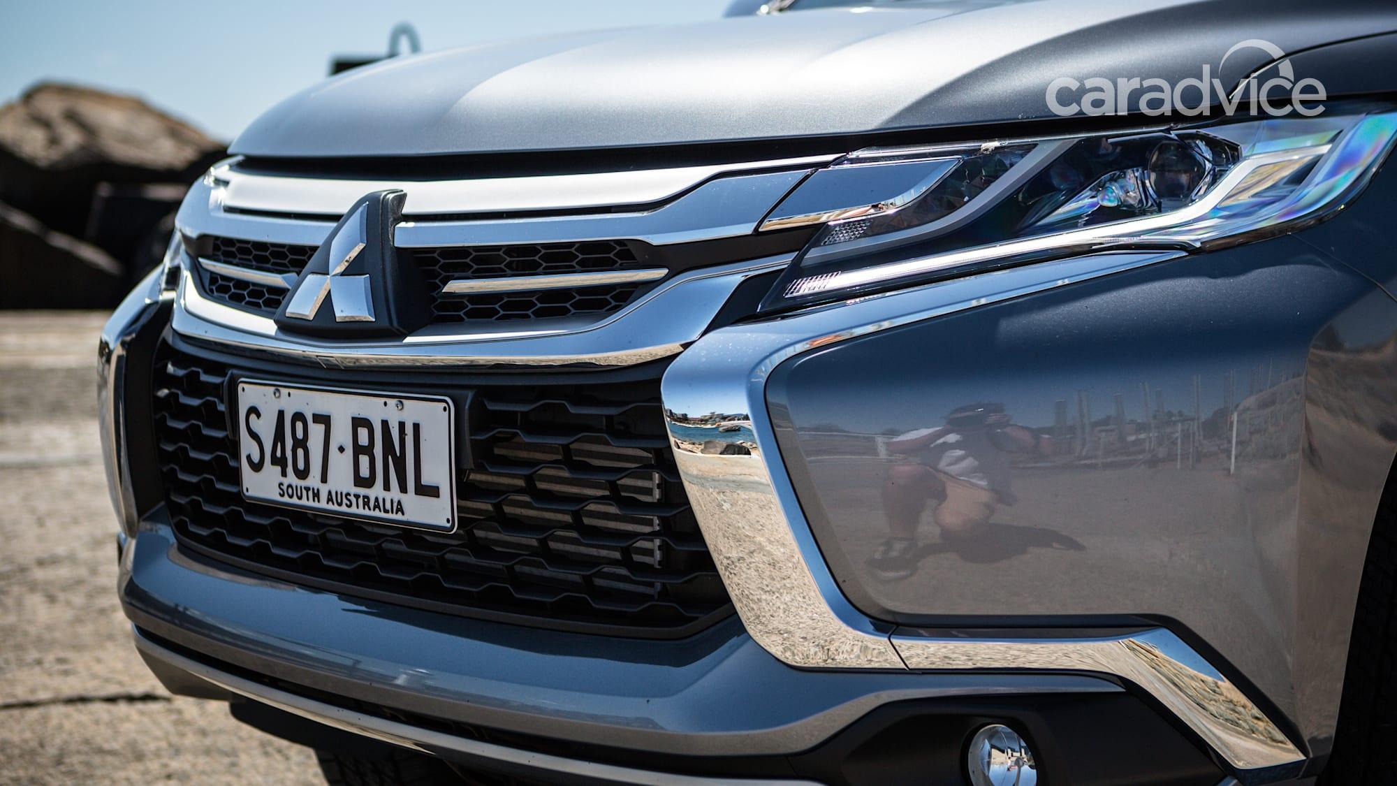 2017 Mitsubishi Pajero Sport GLS towing review | CarAdvice