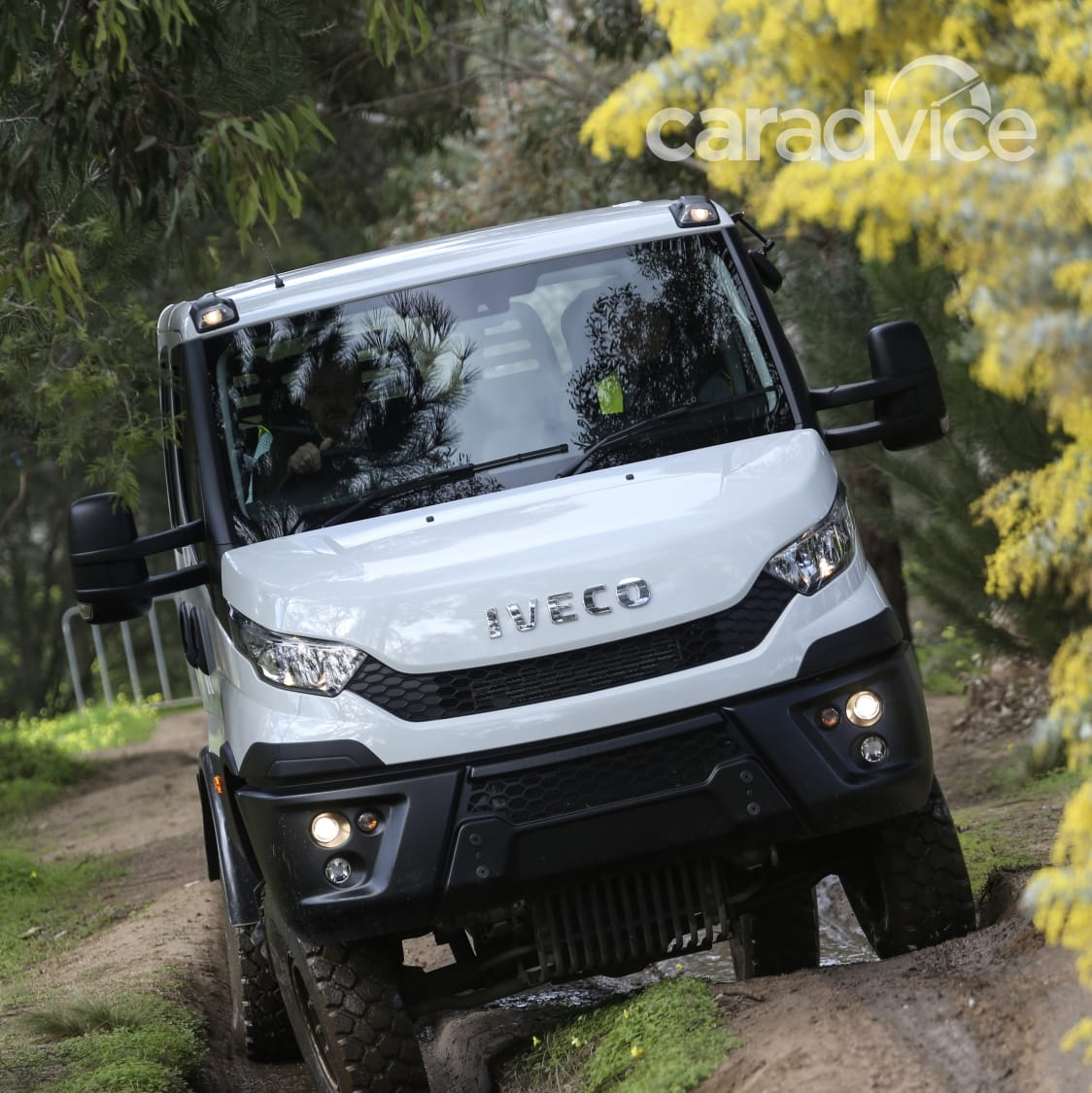 2016 Iveco Daily 4x4 Off-Road review | CarAdvice