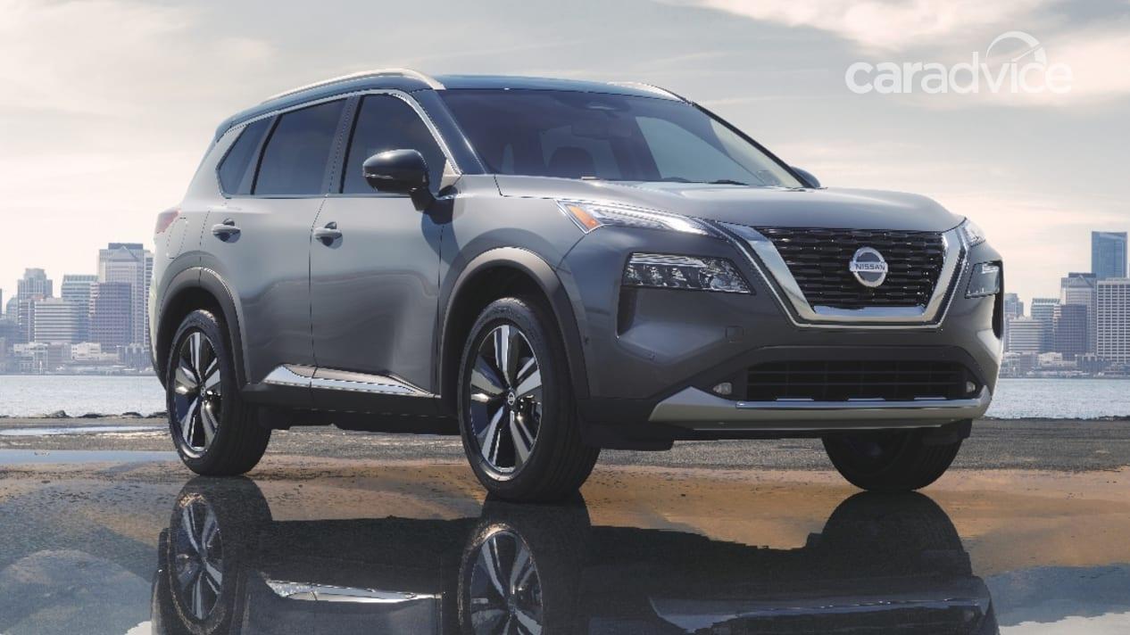 2021 Nissan X-Trail revealed | CarAdvice