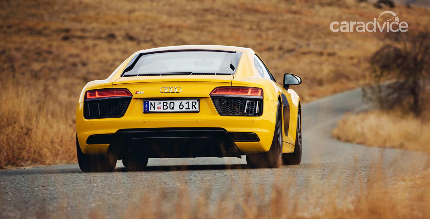 Audi R8 to borrow Panamera's turbo V6 for new entry model ...