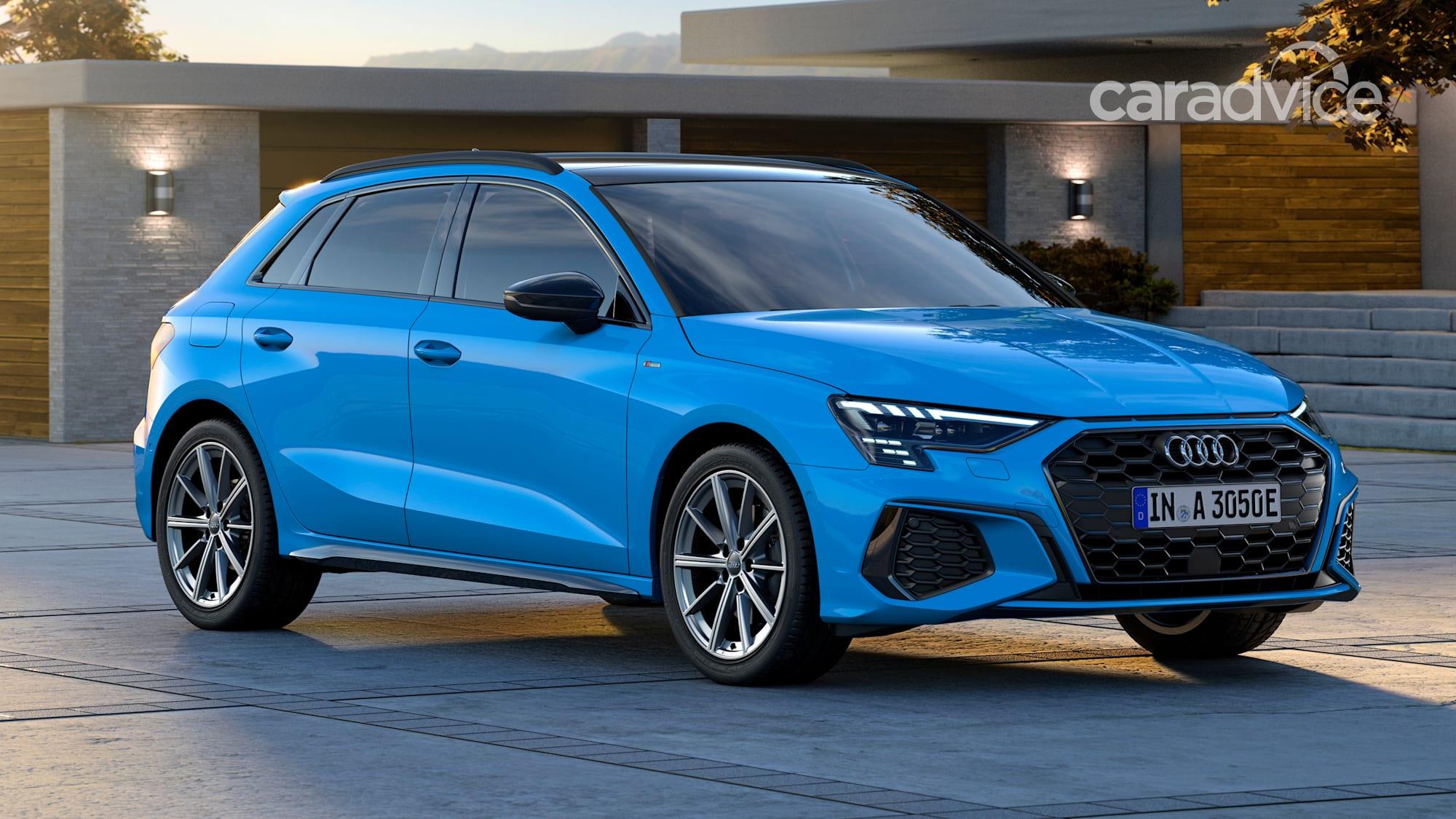 2021 Audi A3 40 TFSI e plug-in hybrid revealed   CarAdvice