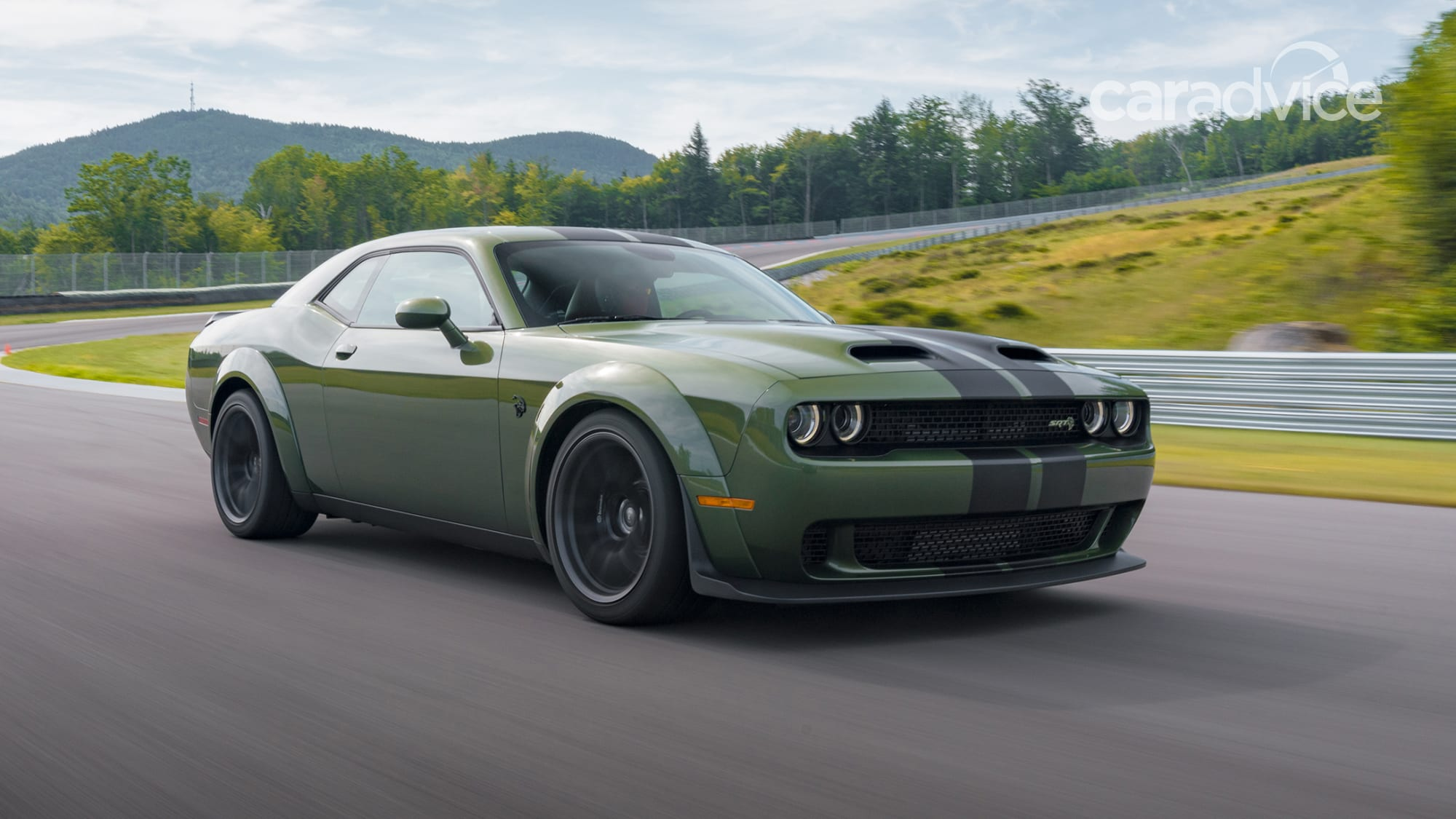 dodge challenger srt hellcat red eye review  caradvice