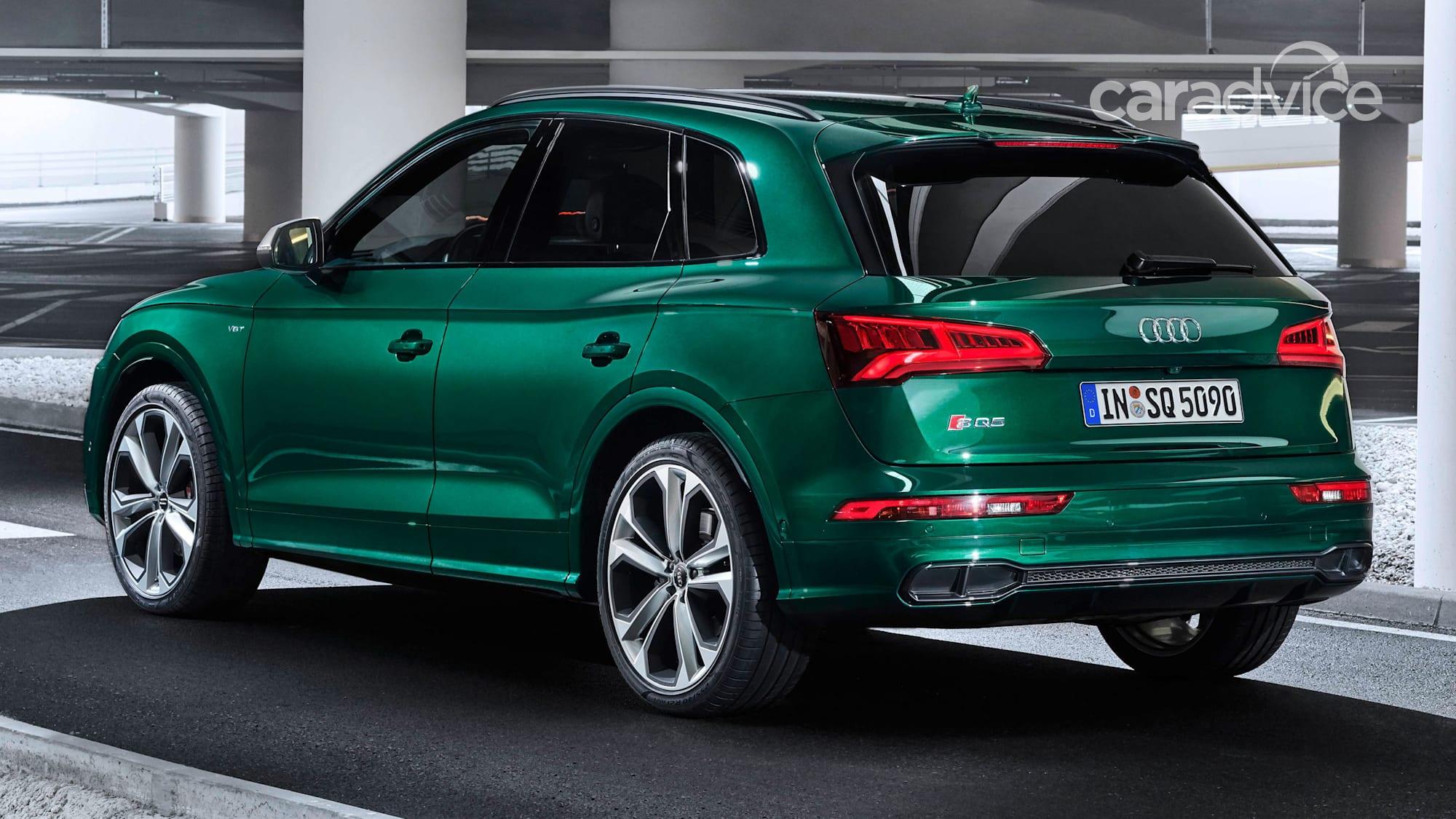 2019 Audi SQ5 TDI unveiled ahead of potential 2020 Oz ...