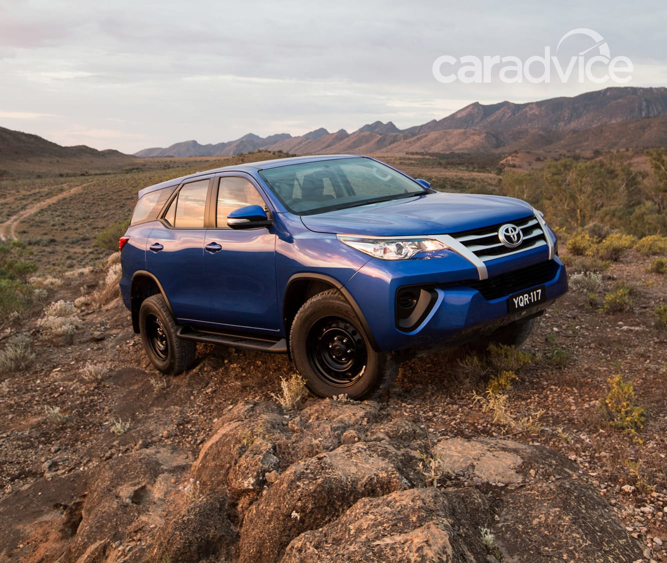 toyota fortuner review