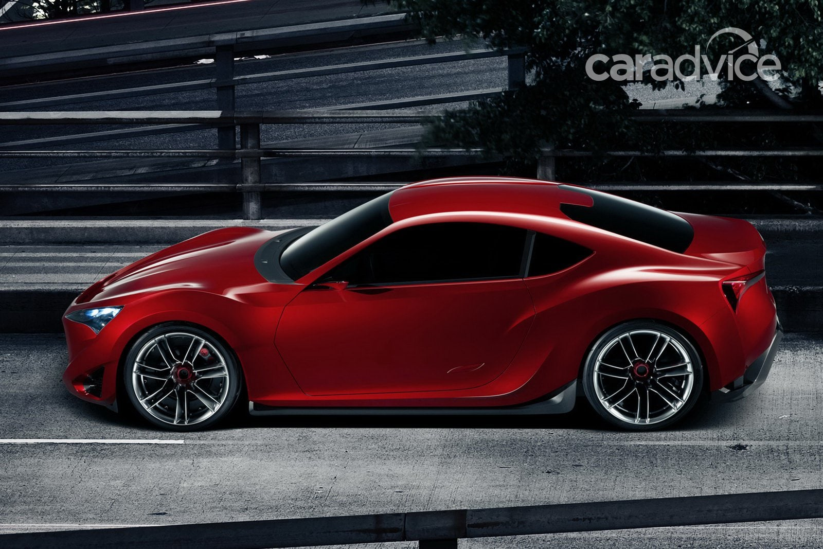 scion frs concept at new york show  caradvice
