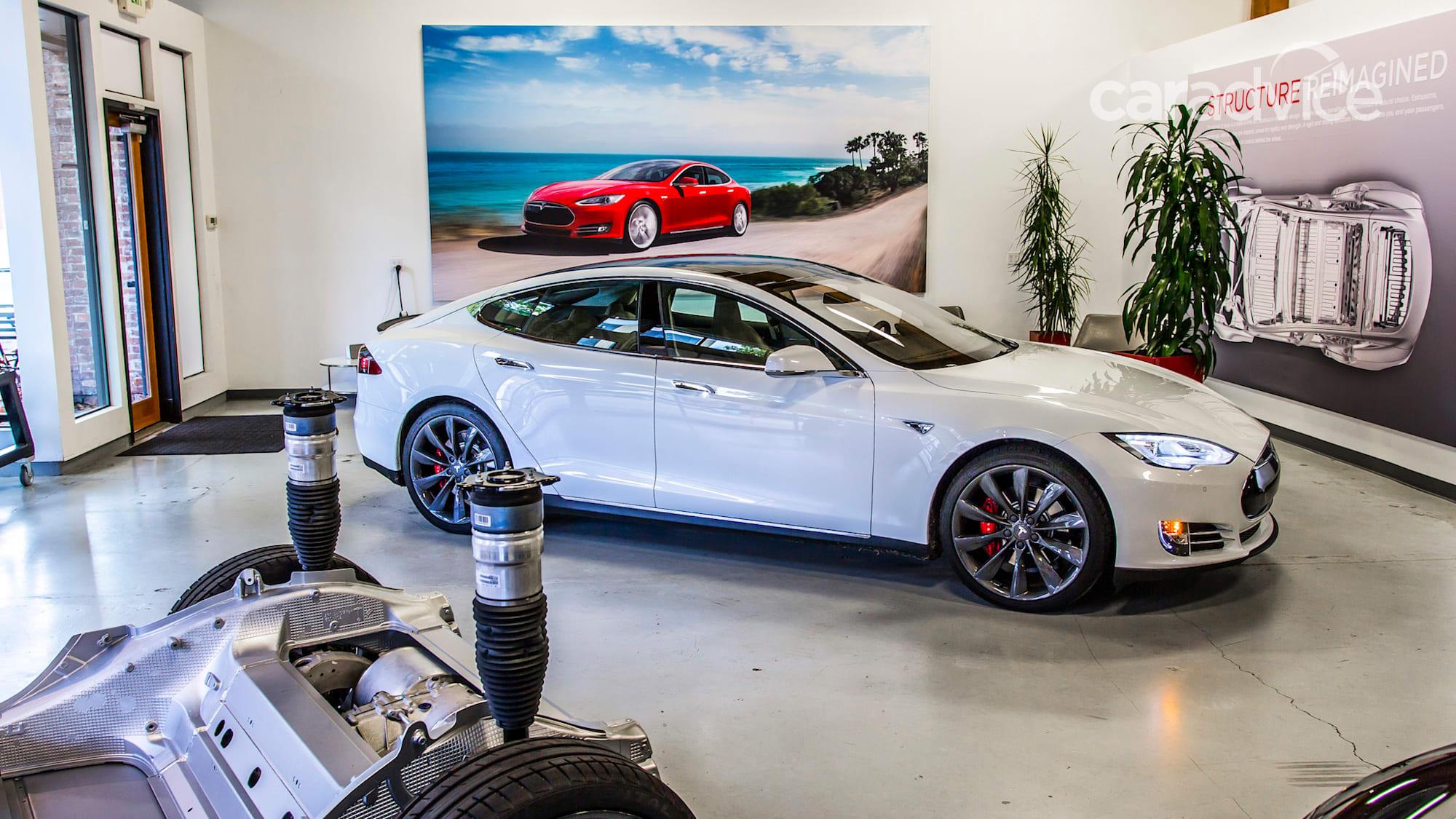 Tesla Model S Review Caradvice