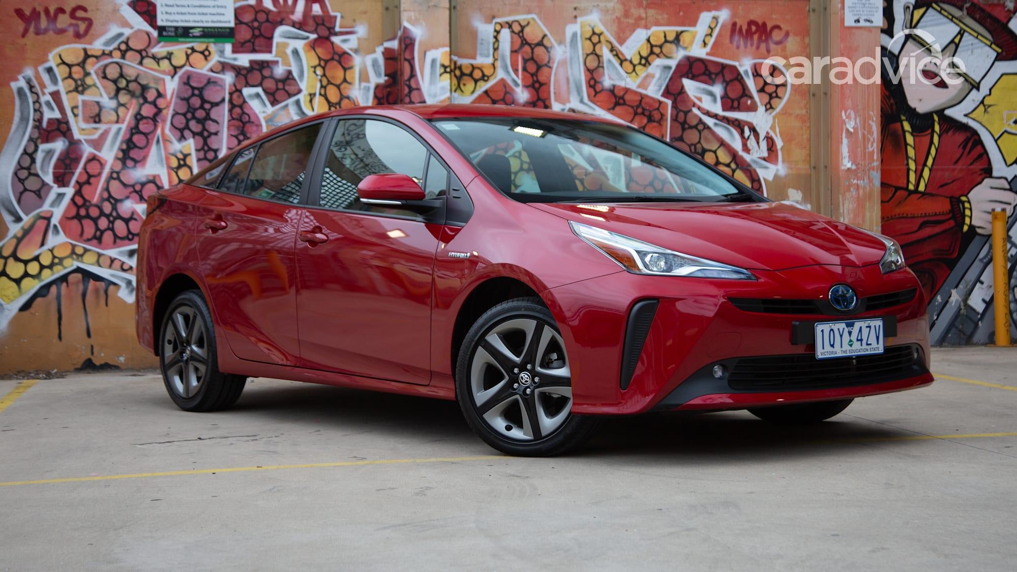 Медленное и неуклонное падение Toyota Prius в Австралии - 1 из 2