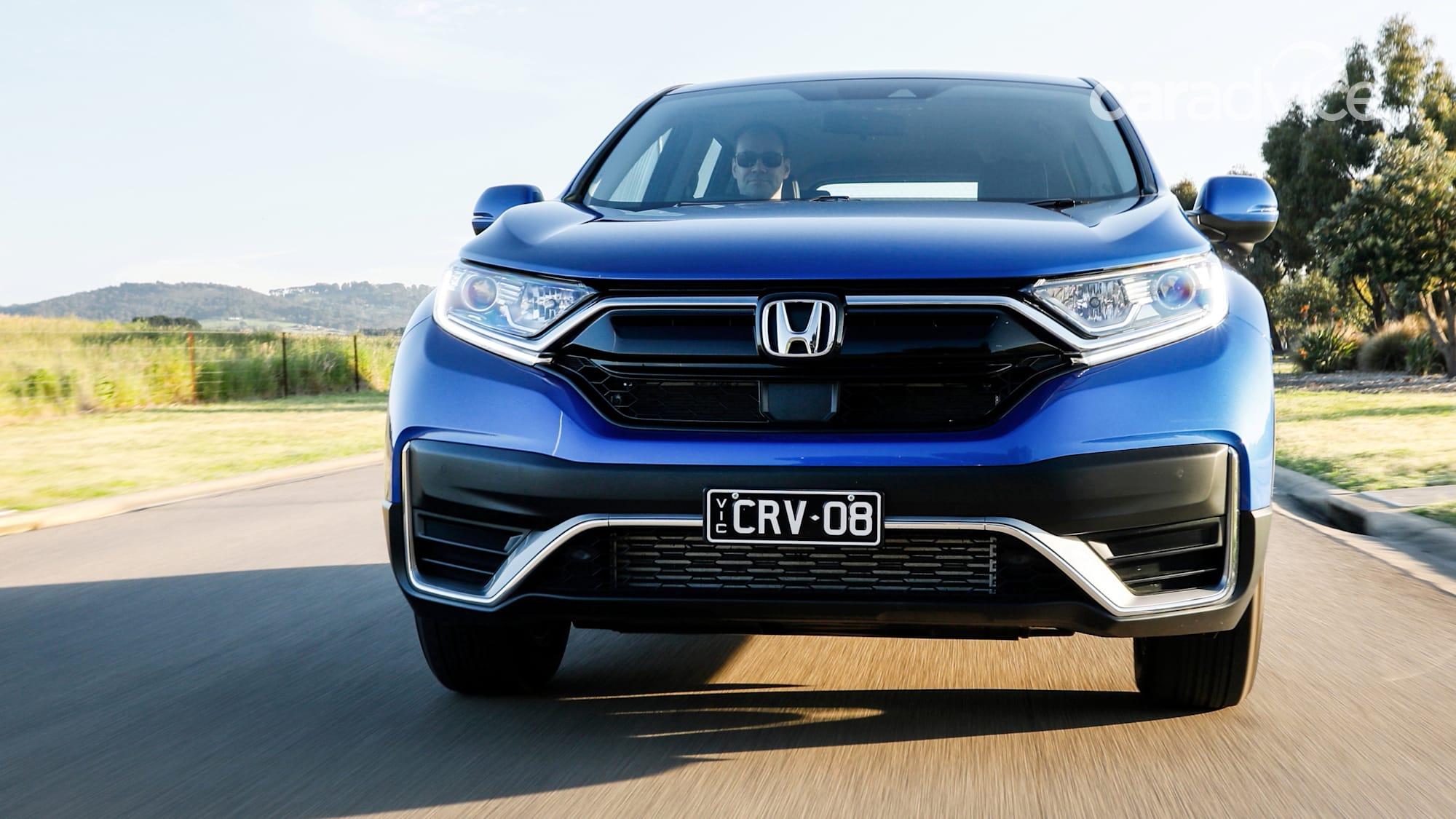 2021 Honda CR-V VTi-L review   CarAdvice