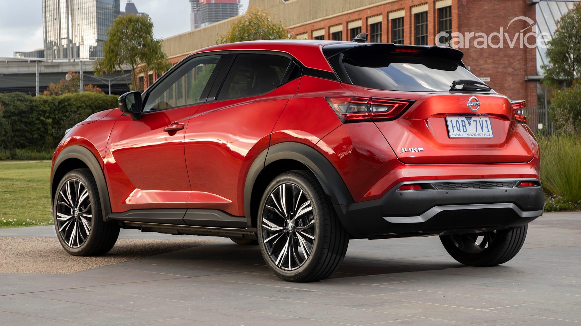 2020 Nissan Juke price and specs   CarAdvice