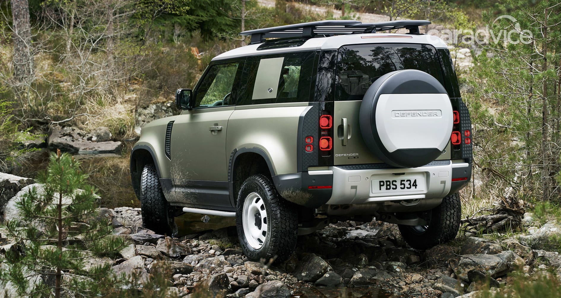 2021 Land Rover Defender 90 'shorty' in Australia from ...