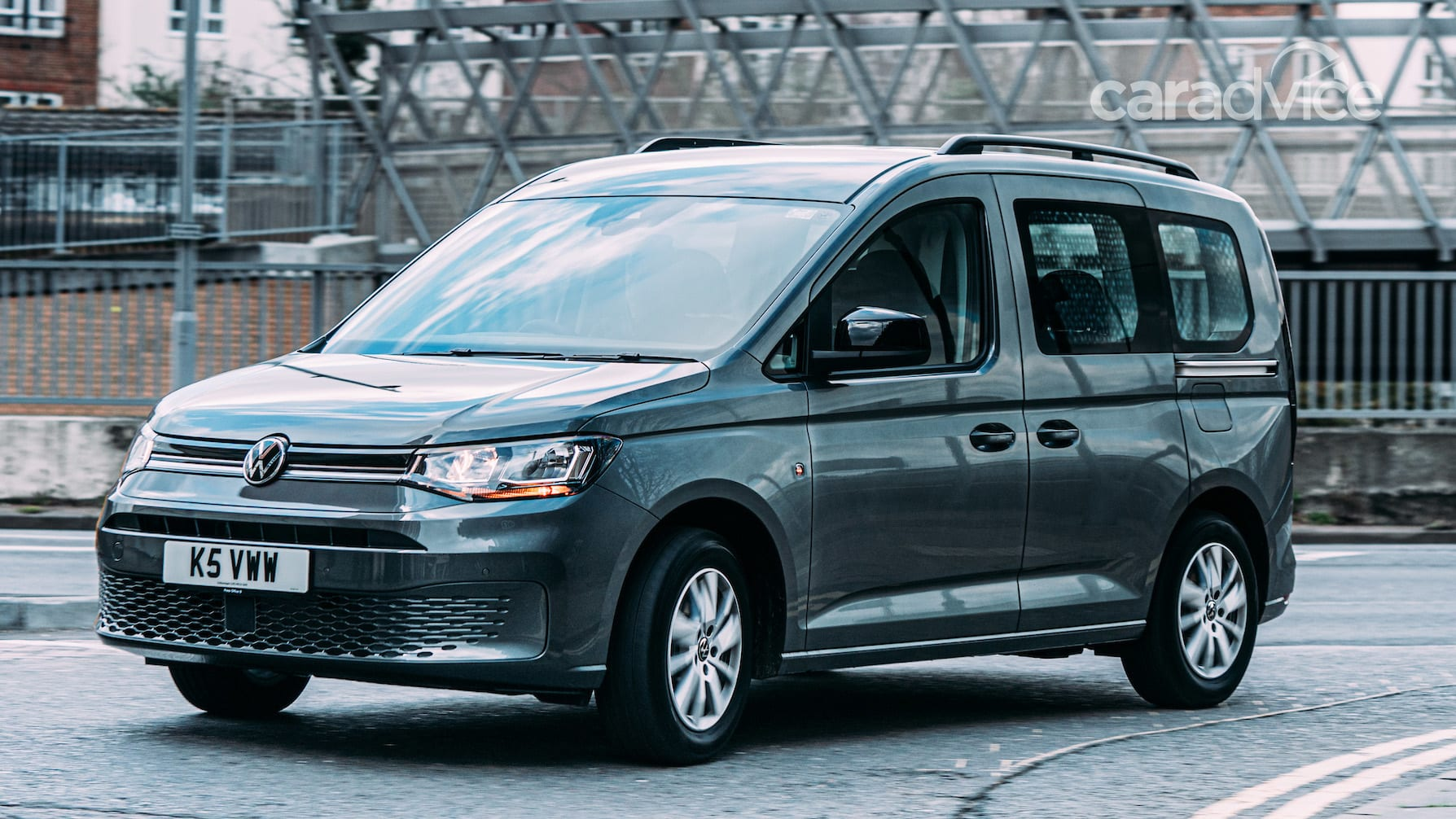 2021 Volkswagen Caddy price and specs   CarAdvice