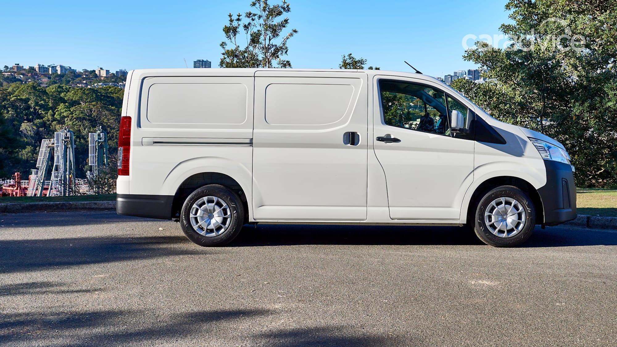2019 Toyota HiAce review: LWB petrol auto | CarAdvice