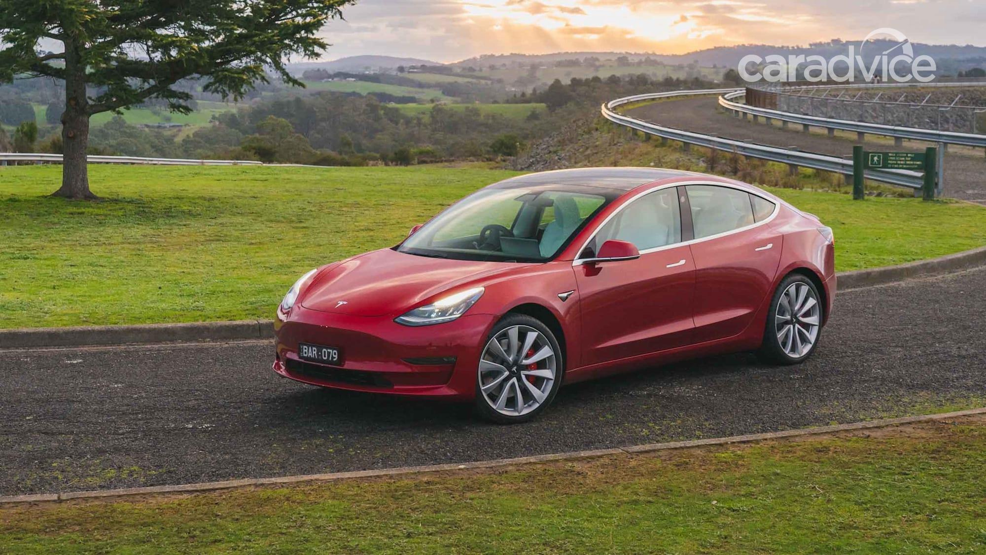 2019 Tesla Model 3 Performance review   CarAdvice