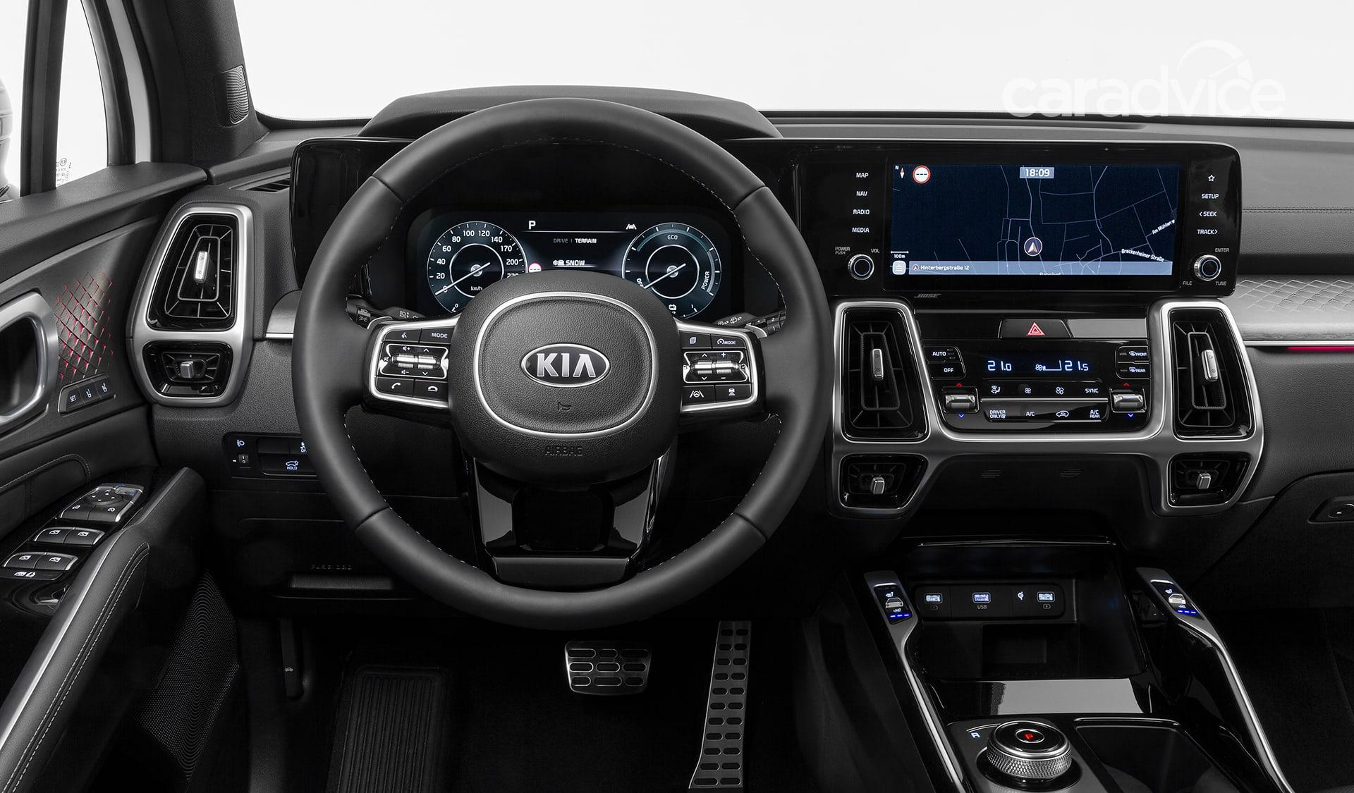 2021 Kia Sorento price and specs   CarAdvice