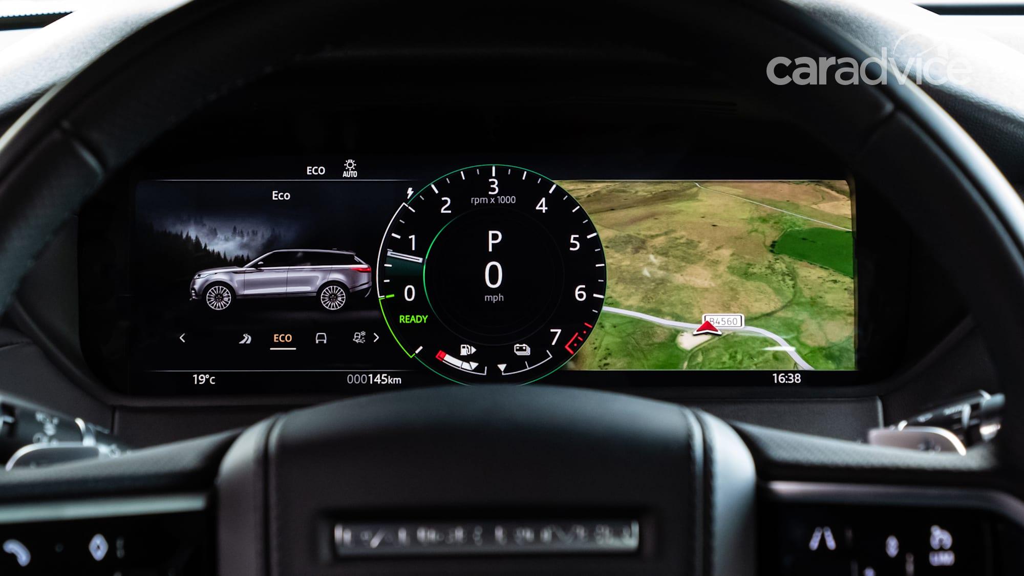 2021 Range Rover Velar price and specs: Mild-hybrid ...