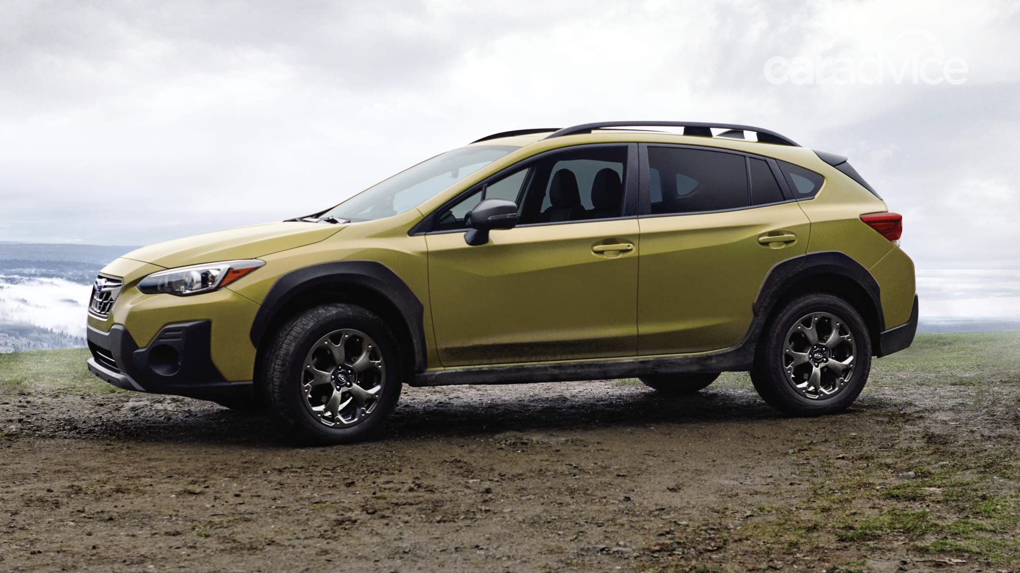 2021 subaru xv revealed in us with bigger engine but no