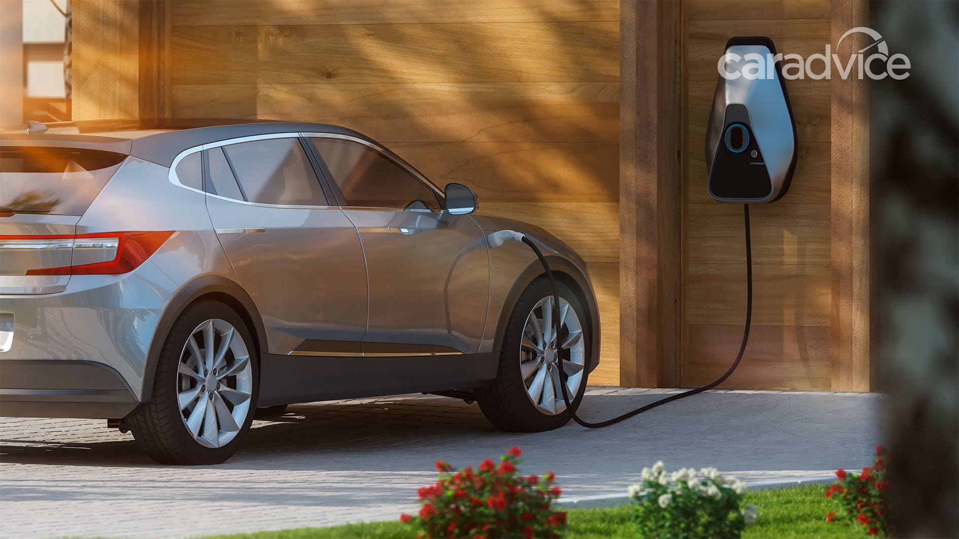 How do you charge an electric car at home?   CarAdvice