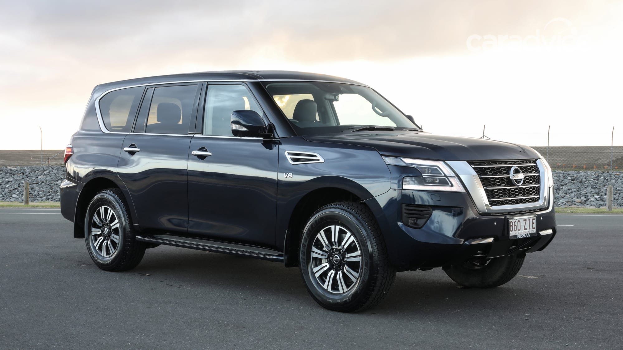 2020 Nissan Patrol pricing and specs: AEB now standard, no ...