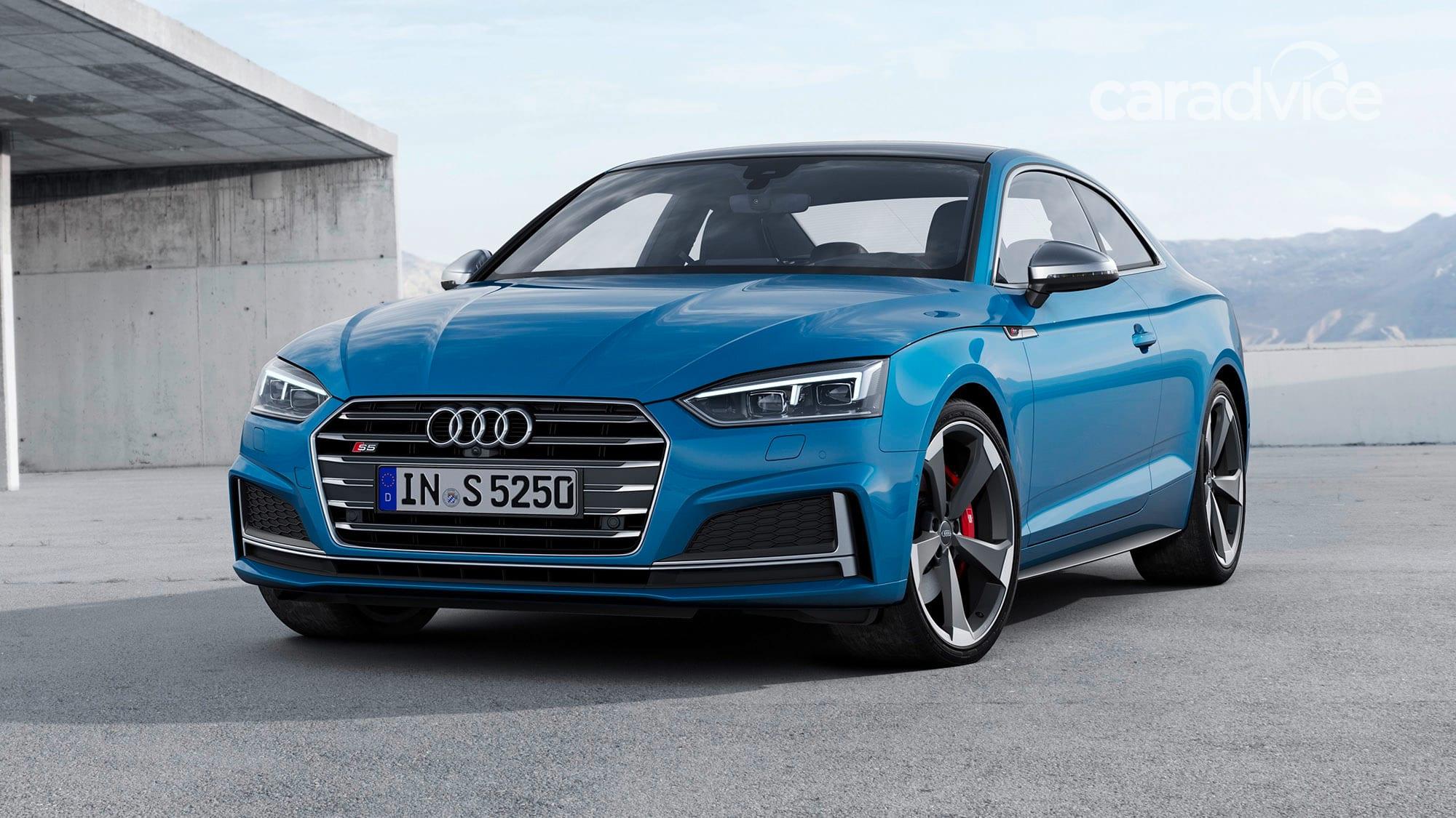 2019 Audi S5 TDI revealed, not for Australia   CarAdvice