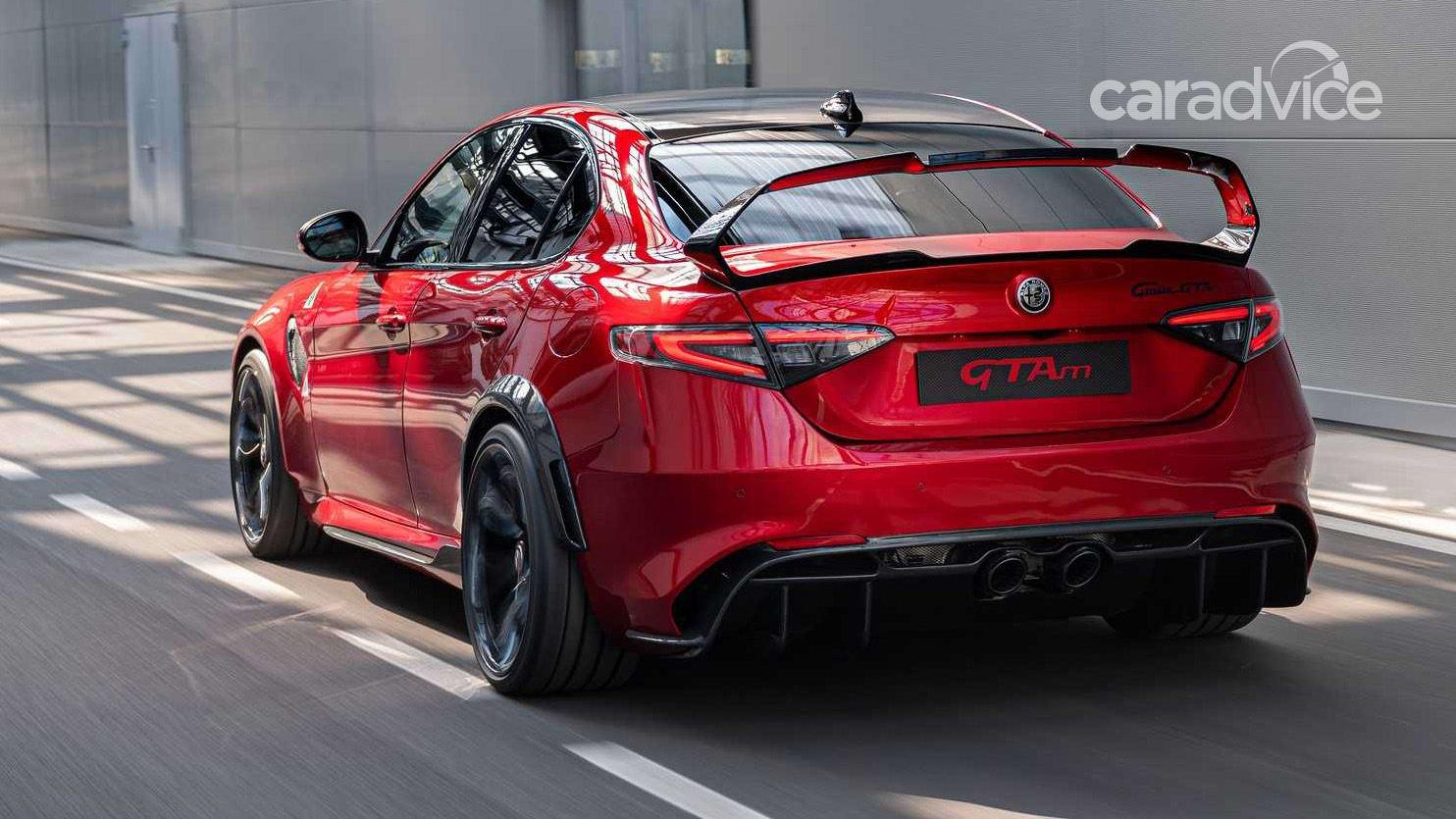 2020 Alfa Romeo Giulia GTA and GTAm revealed | CarAdvice